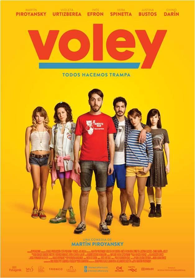 Ver Voley (2015) Online Película Completa Latino Español en HD